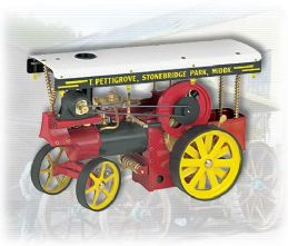 Wilesco Showmans Engine D409.Free UK delivery !  £362.00